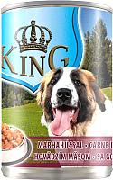 Корм для собак Piko Pet King Beef (415г) -