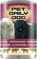 Корм для собак Piko Pet Daily Beef (1.24кг) -