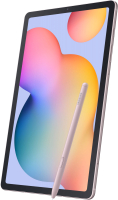 Планшет Samsung Galaxy Tab S6 Lite 10.4 64Gb LTE / SM-P615N (розовый) -