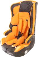Автокресло Мишутка 513 RF (21, Orange/Black Dot) -