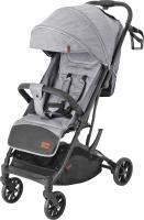 Детская прогулочная коляска Carrello Presto / CRL-9002 (Harbor Grey) -