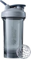 Шейкер спортивный Blender Bottle Pro 24 Tritan Full Color / BB-PR24-FCPG (серый графит) -