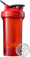 Шейкер спортивный Blender Bottle Pro 24 Tritan Full Color / BB-PR24-FCRE (красный) -