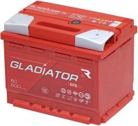 Автомобильный аккумулятор Gladiator EFB R+ (60 А/ч) -