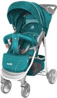 Детская прогулочная коляска Baby Tilly Twist T-164 (Iguana Green) -