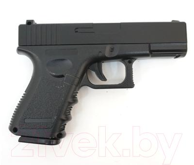 Пистолет страйкбольный GALAXY G.15 пружинный (6мм)