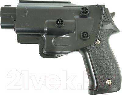 Пистолет страйкбольный GALAXY G.26+ пружинный (6мм)