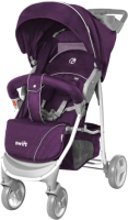 Детская прогулочная коляска Baby Tilly Twist T-164 (Onion Purple) -