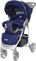 Детская прогулочная коляска Baby Tilly Twist T-164 (Cobalt Blue) -