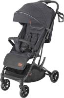 Детская прогулочная коляска Carrello Presto / CRL-9002 (Oil Grey) -