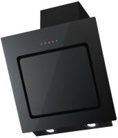 Вытяжка декоративная Krona Kirsa 500 Sensor / 00020288 (черный/черное стекло) -
