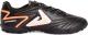 Бутсы футбольные Demix EFB029BH42 / A19FDEFB029-BH (р-р 42, черный/красный) -