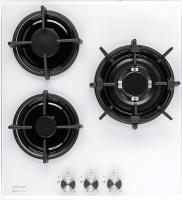 Газовая варочная панель Krona Fiero 45 WH / 00026350 -