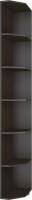 Угловое окончание для шкафа Modern Роланд Р84 (венге) -