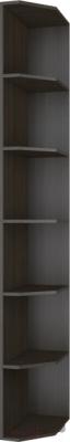 Угловое окончание для шкафа Modern Роланд Р84 (венге)