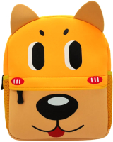Детский рюкзак Sun Eight Собачка / SE-YT001-A8 (желтый/коричневый) -