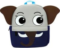 Детский рюкзак Sun Eight Слон SE-YT001-A4 (синий/серый) -