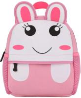 Детский рюкзак Sun Eight Зайчик SE-sp006-07 (розовый/белый) -