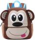 Детский рюкзак Sun Eight Обезьяна SE-sp006-05 (коричневый/серый) -