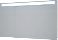 Шкаф с зеркалом для ванной Dreja Uni 120 -