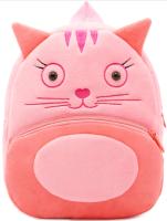Детский рюкзак Sun Eight Кошка SE-sp002-17 (розовый) -
