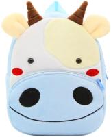 Детский рюкзак Sun Eight Корова / SE-sp002-16 (голубой) -