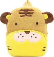 Детский рюкзак Sun Eight Тигр / SE-sp002-12 (коричневый/желтый) -