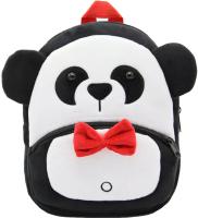 Детский рюкзак Sun Eight Панда SE-sp002-10 (черный/белый) -
