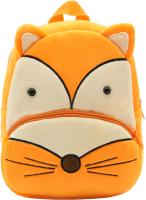 Детский рюкзак Sun Eight Лиса / SE-sp002-07 (оранжевый/бежевый) -