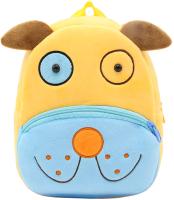 Детский рюкзак Sun Eight Собачка / SE-sp002-05 (желтый/голубой) -