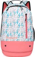 Школьный рюкзак Sun Eight SE-APS-5004 (белый/розовый) -