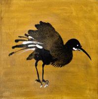 Авторская картина ХO-Gallery Птица 18 / АГ–2020–001 -