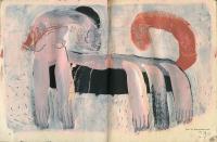 Авторская картина ХO-Gallery Коралловый риф / ЛГ–2020–008 -