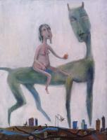 Авторская картина ХO-Gallery Ева / ИТ–2020–010 -
