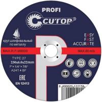 Шлифовальный круг Cutop Profi 40006т -