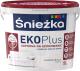 Краска Sniezka EKO Plus (5л, белый) -