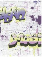 Обои Белобои Граффити С1-МО к-4 -