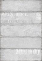 Декоративная плитка Керамин Сабвэй 1Д (400x275) -