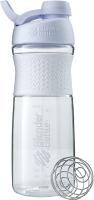 Шейкер спортивный Blender Bottle SportMixer Tritan Twist Cap / BB-ST28-FCWH (белый) -