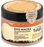 Маска для волос Natura Siberica Doctor Taiga био укрепляющая против выпадения волос (300мл) -