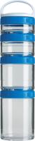 Набор ланч-боксов Blender Bottle GoStak Tritan Starter / BB-GSTP-CYAN (бирюзовый) -