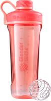 Шейкер спортивный Blender Bottle Radian Tritan Full Color / BB-RT-CORA (коралловый) -