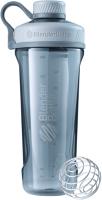 Шейкер спортивный Blender Bottle Radian Tritan Full Color / BB-RT-PGRE (серый графит) -