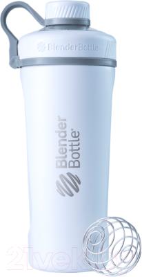 Шейкер спортивный Blender Bottle RRadian Insulated Stainless / BB-RAIS-MAWH (матовый белый)