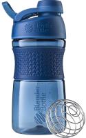 Шейкер спортивный Blender Bottle Sport Mixer Tritan Twist Cap / BB-ST20-FCNA (неви) -