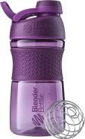 Шейкер спортивный Blender Bottle Sport Mixer Tritan Twist Cap / BB-ST20-FCPL (сливовый) -