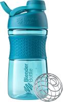 Шейкер спортивный Blender Bottle Sport Mixer Tritan Twist Cap / BB-ST20-FCTE (морской голубой) -