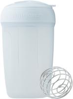Шейкер для теста Blender Bottle Whiskware / BB-EGMI-WHRE (белый/красный) -