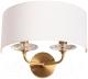 Бра Arte Lamp Jennifer A8555AP-2AB -