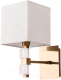 Бра Arte Lamp North A5896AP-1PB -